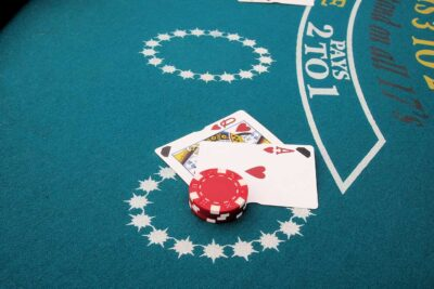 High-Level Blackjack