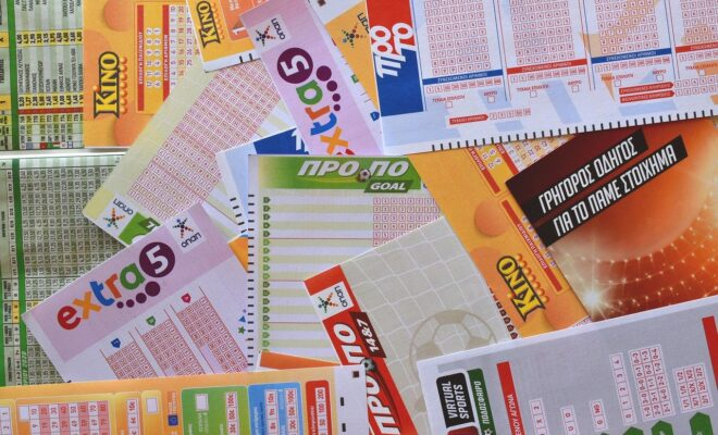 Lottery in Europe