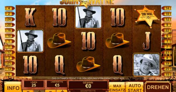 John Wayne Online